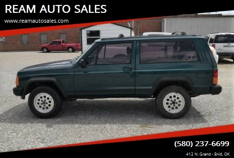 1996 Jeep Cherokee for sale in Enid, OK