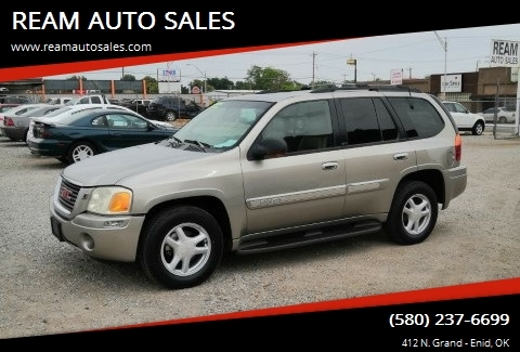 2002 GMC Envoy for sale in Enid, OK