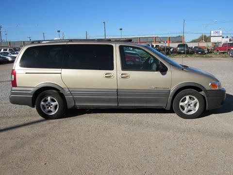 2005 Pontiac Montana for sale in Enid, OK