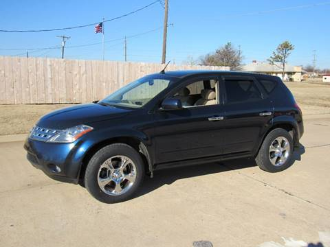 2003 Nissan Murano for sale in Enid, OK