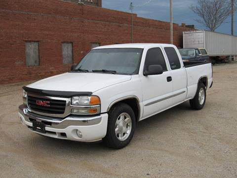 2006 GMC Sierra 1500 for sale in Enid, OK