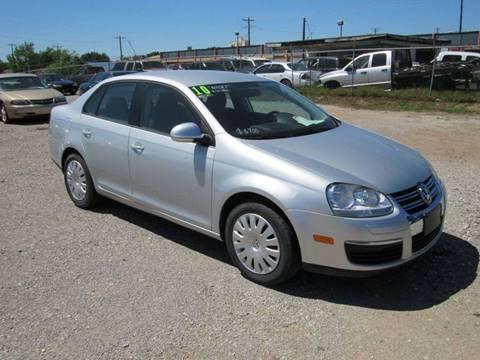 2010 Volkswagen Jetta for sale in Enid OK