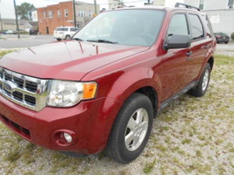 2012 Ford Escape for sale in Carleton, MI