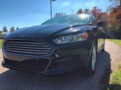2016 Ford Fusion for sale in Carleton, MI