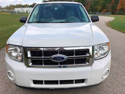 2012 Ford Escape for sale in Carleton, MI