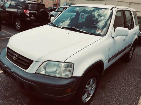 2000 Honda Civic CRX for sale at Xpress Auto Sales & Service in Atlantic City NJ