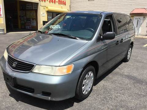 2000 honda odyssey for sale