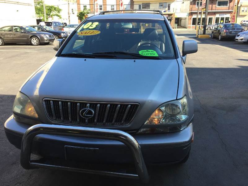 2003 Lexus RX 300 AWD 4dr SUV - Atlantic City NJ
