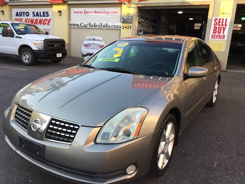 2006 Nissan Maxima 3.5 SE 4dr Sedan w/Automatic - Atlantic City NJ
