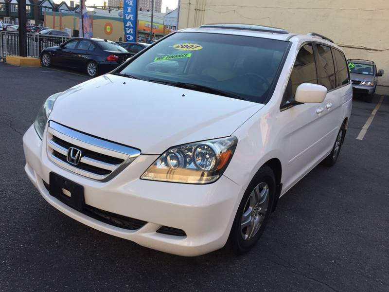 2007 Honda Odyssey EX-L 4dr Mini-Van w/Navi and DVD - Atlantic City NJ
