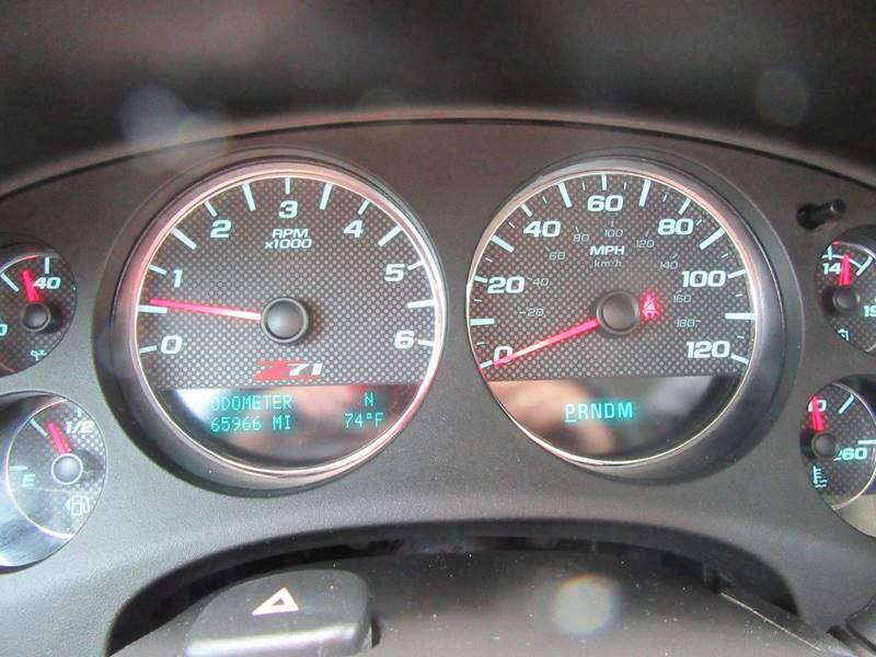 2013 Chevrolet Silverado 1500 4x4 LTZ 4dr Crew Cab 5.8 ft. SB - Des Moines IA