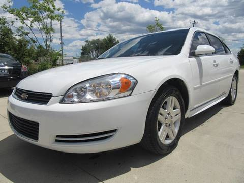 2011 Chevrolet Impala for sale in Des Moines, IA