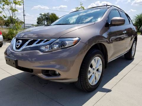 2014 Nissan Murano for sale in Des Moines, IA