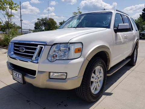 2010 Ford Explorer for sale in Des Moines, IA