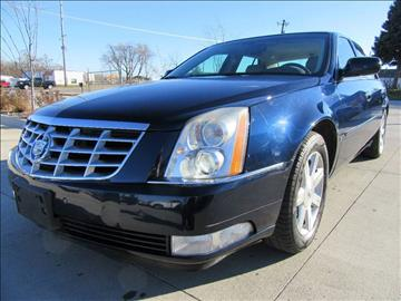 2006 Cadillac DTS for sale in Des Moines, IA