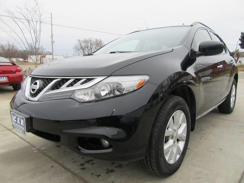 2014 Nissan Murano AWD SL 4dr SUV - Des Moines IA