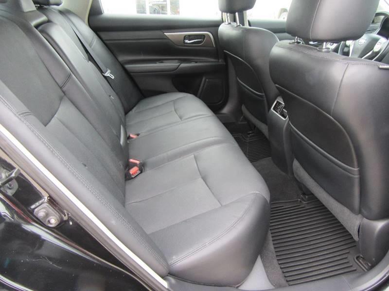 2013 Nissan Altima 2.5 SL 4dr Sedan - Des Moines IA