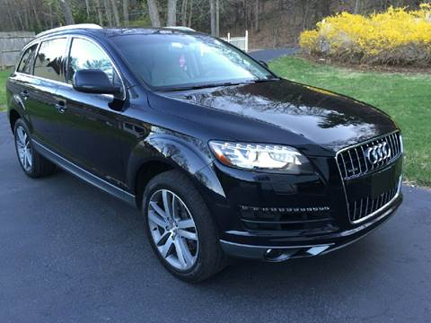 2013 Audi Q7 for sale in Des Moines, IA