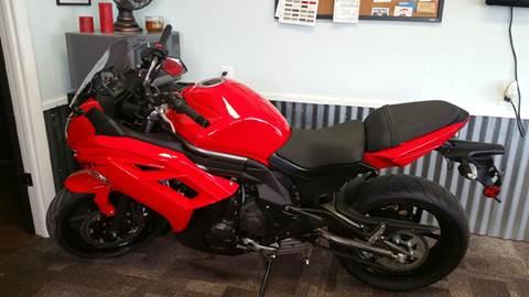 2012 Kawasaki Ninja 650R for sale in Crystal River, FL
