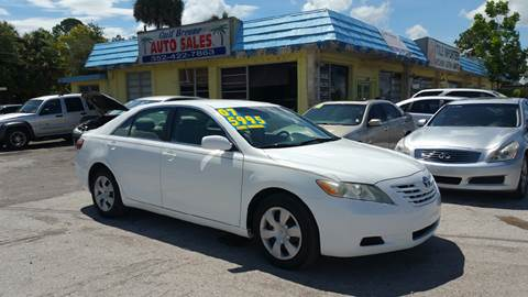 2007 Toyota Camry for sale in Crystal River, FL