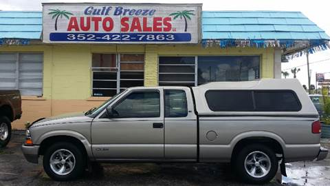 2001 Chevrolet S-10 for sale in Crystal River, FL