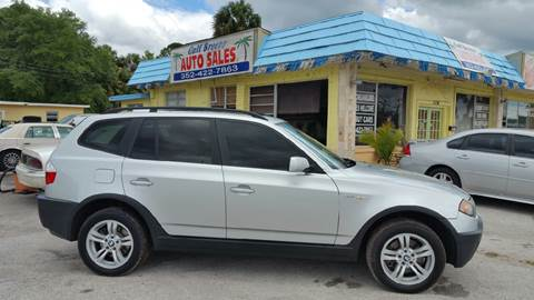 2005 BMW X3 for sale in Crystal River, FL