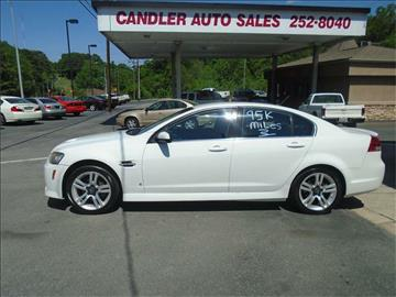 2008 Pontiac G8 for sale in Asheville, NC