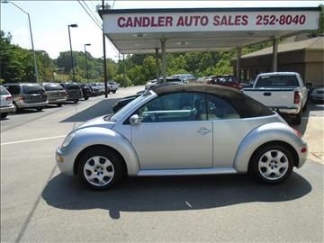 2003 Volkswagen New Beetle for sale in Asheville, NC