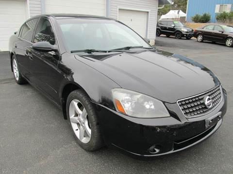 2006 Nissan Altima for sale at Scott's Auto Wholesale LLC in Locust Grove VA