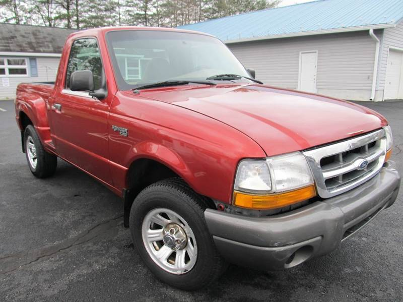 2000 Ford Ranger for sale at Scott's Auto Wholesale LLC in Locust Grove VA