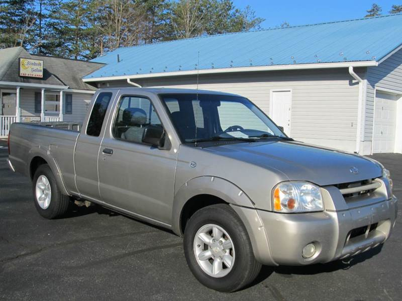 2001 Nissan Frontier for sale at Scott's Auto Wholesale LLC in Locust Grove VA