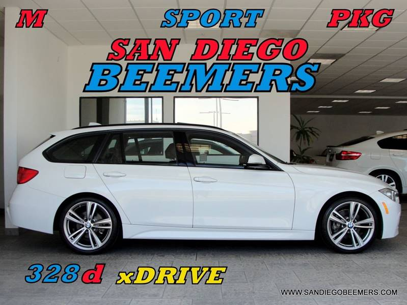 Bmw Series D XDrive Wagon M SPORTDRVR ASSISTLIGHTING - Bmw 328d xdrive wagon