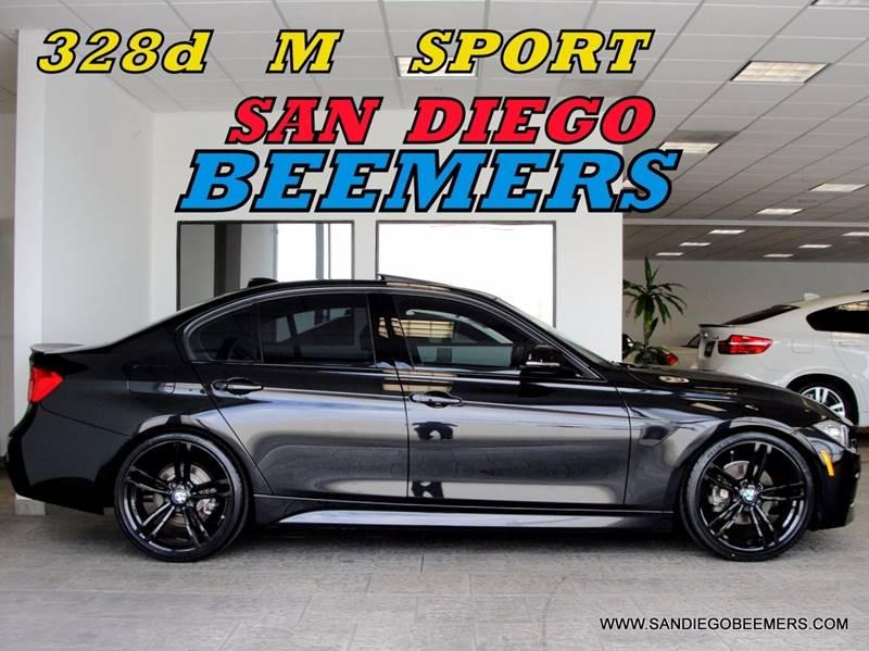 2014 Bmw 3 Series 328d M Sport Hud Lighting Drvr Assist Tech Prem Pk In San Diego Ca San Diego
