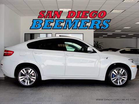 2014 BMW X6 M for sale in San Diego, CA