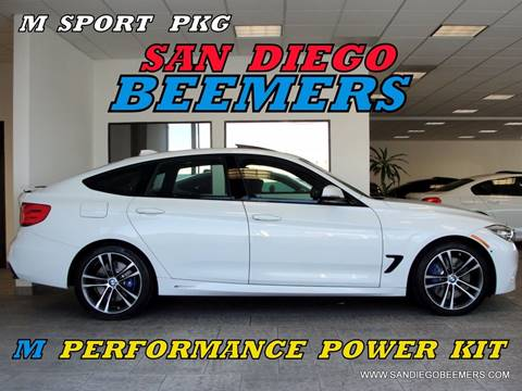 2014 BMW 3 Series for sale in San Diego, CA