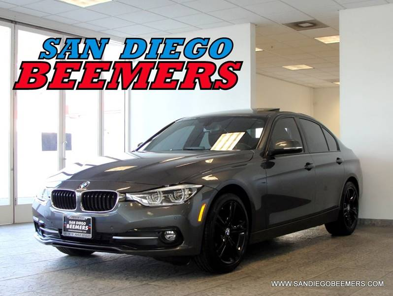 2016 Bmw 3 Series 328d SPORT PKG+LED+DRIVING ASSIST+PREM PKG