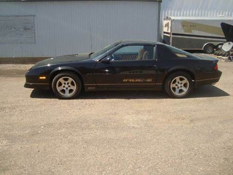 1988 Chevrolet Camaro for sale at Engels Autos Inc in Ramsey MN