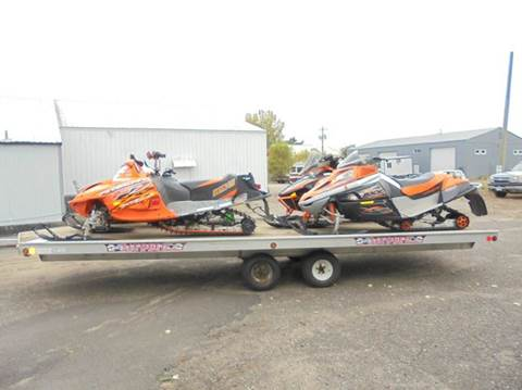 2013 Arctic Cat 700 for sale in Ramsey, MN