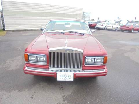 1985 Rolls-Royce Silver Spur for sale in Ramsey, MN