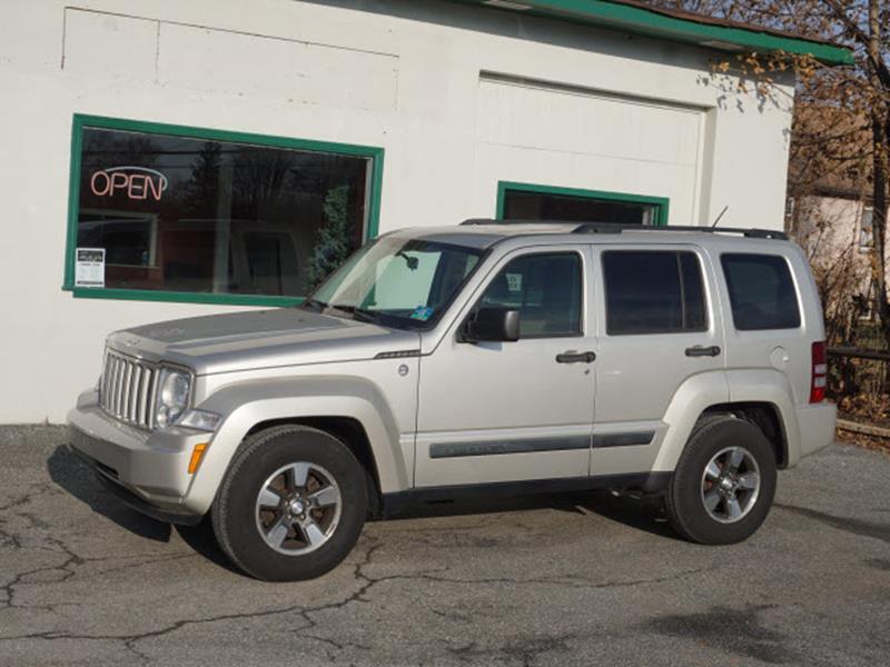 Nice 2008 Jeep Liberty Sport