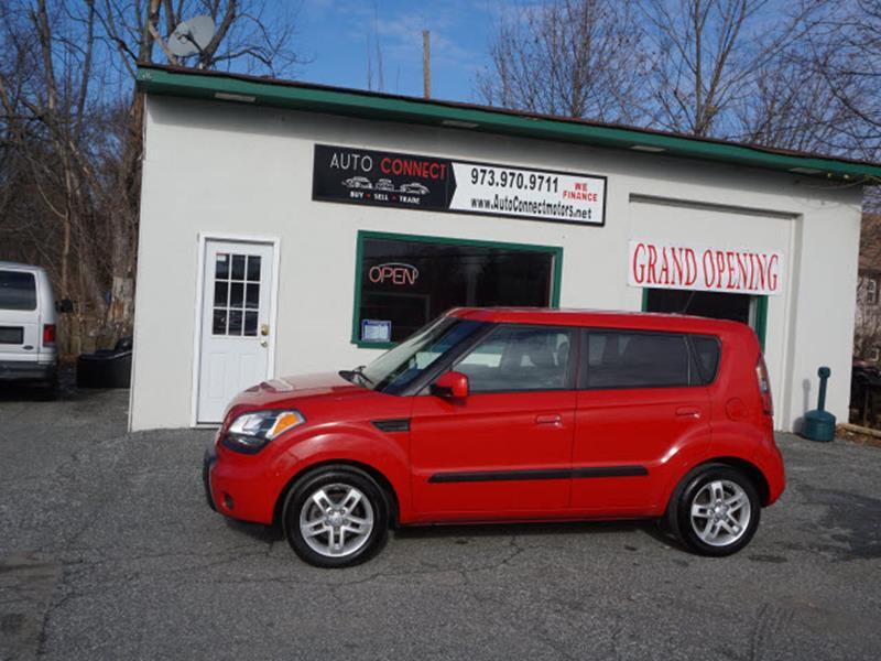 2010 Kia Soul For Sale At AutoConnect Motors In Kenvil NJ