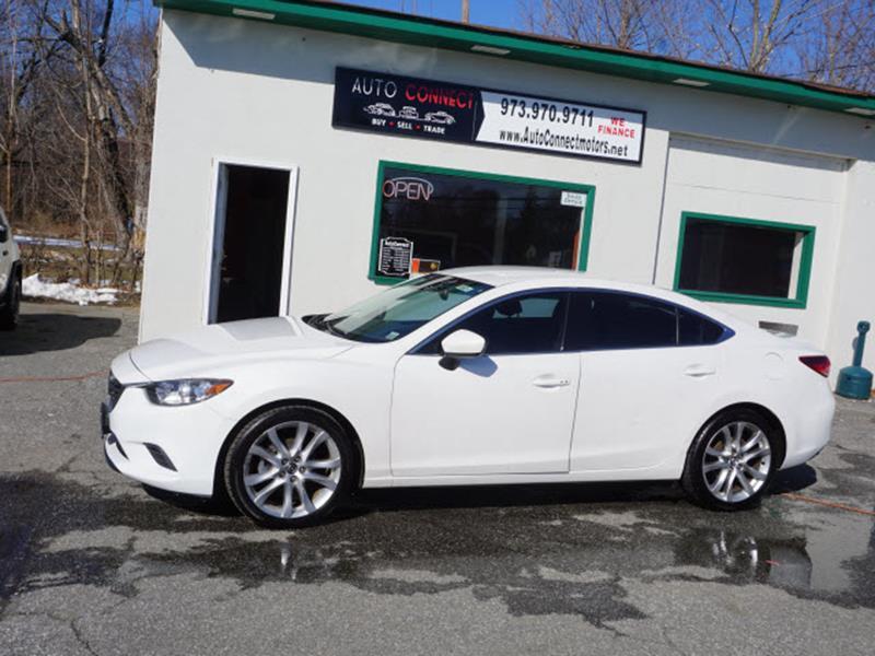 2014 Mazda MAZDA6 For Sale At AutoConnect Motors In Kenvil NJ