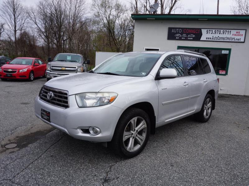 2008 Toyota Highlander For Sale At AutoConnect Motors In Kenvil NJ