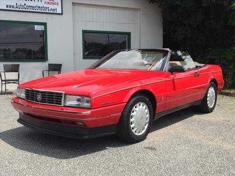 1993 Cadillac Allante for sale in Kenvil, NJ