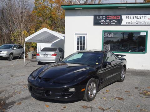 2001 Pontiac Firebird for sale in Kenvil, NJ