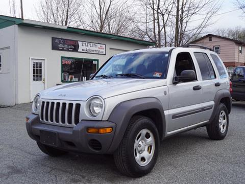 2004 Jeep Liberty for sale in Kenvil, NJ