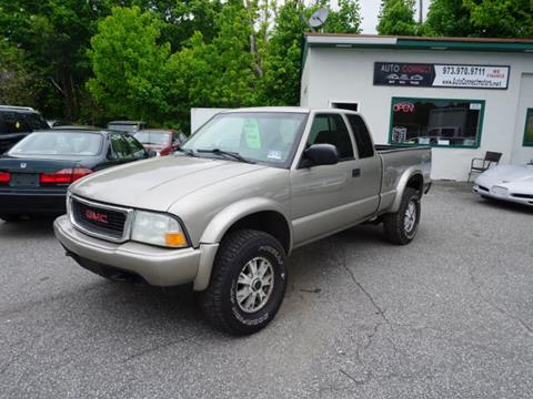 2002 GMC Sonoma for sale in Kenvil, NJ