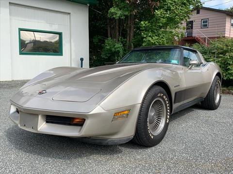 Corvette For Sale >> 1982 Chevrolet Corvette For Sale In Kenvil Nj