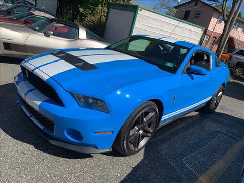 2011 Ford Shelby GT500 for sale in Kenvil, NJ