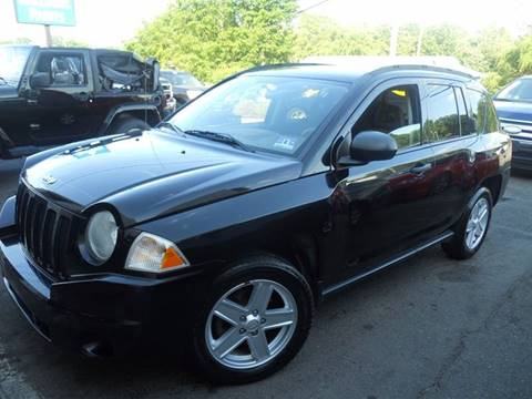 2007 Jeep Compass for sale at AutoConnect Motors in Kenvil NJ
